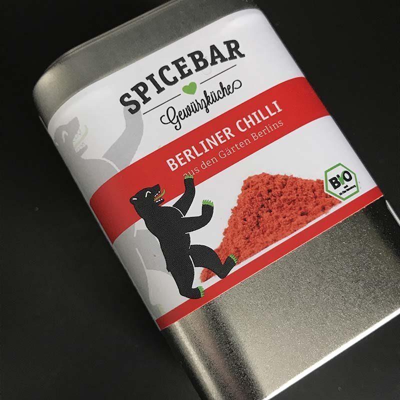 Peperoncino di Berlino Berliner Chilli Spicebar