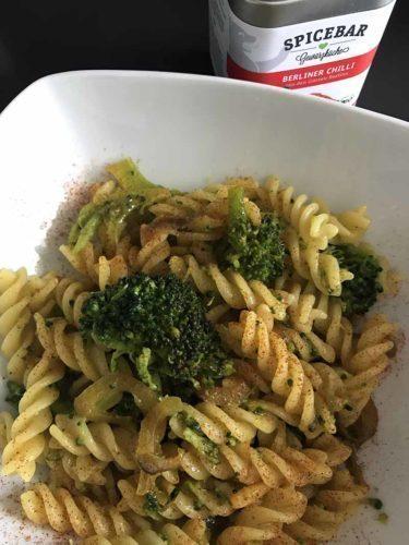 Fusilli ai broccoli
