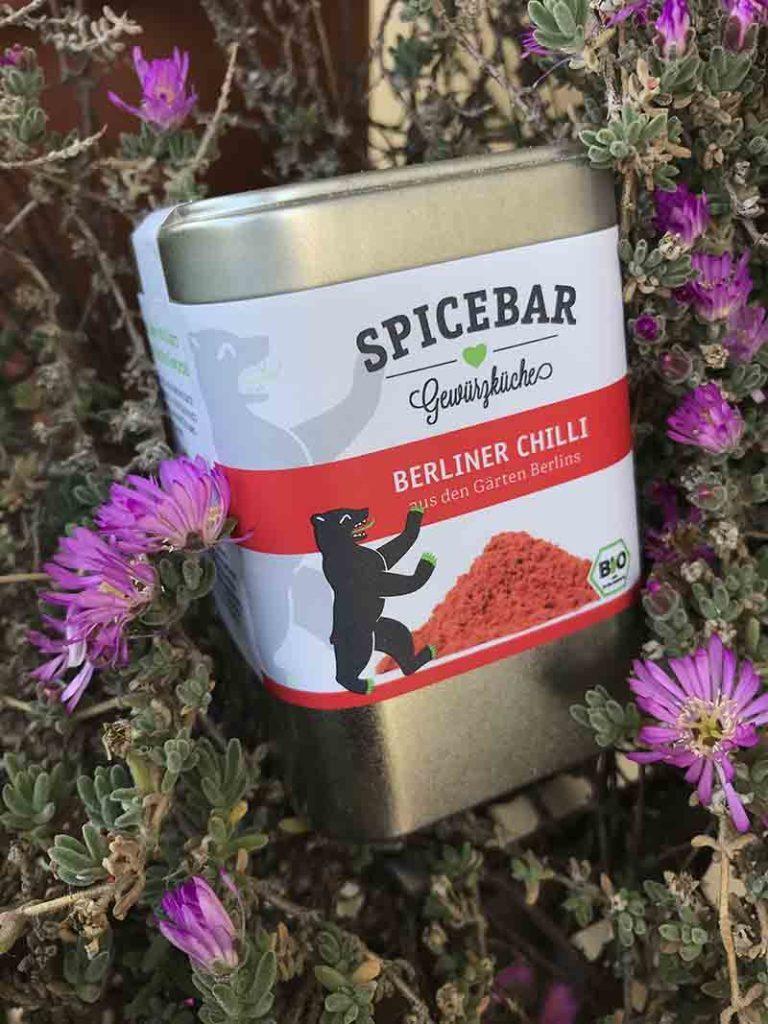 Beliner Chilli peperoncino in polvere di Spicebar