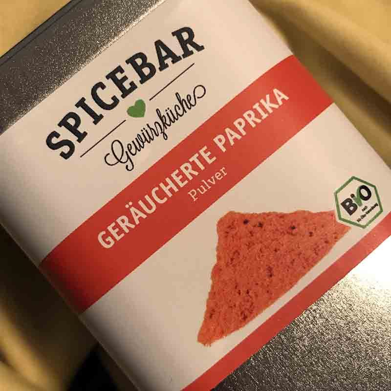 Polvere di paprika affumicata Spicebar