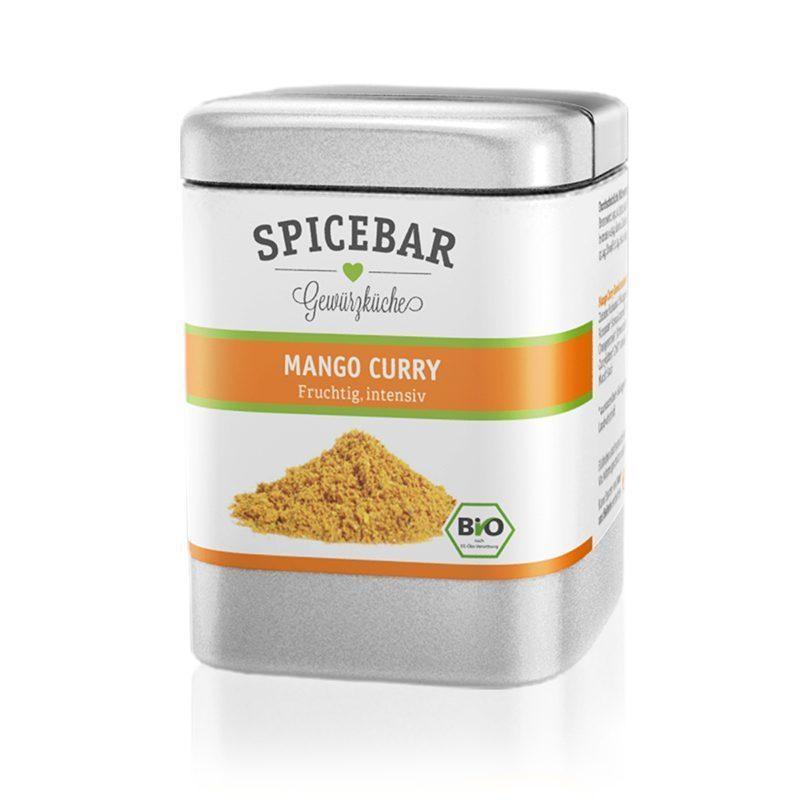 Curry al mango di Spicebar