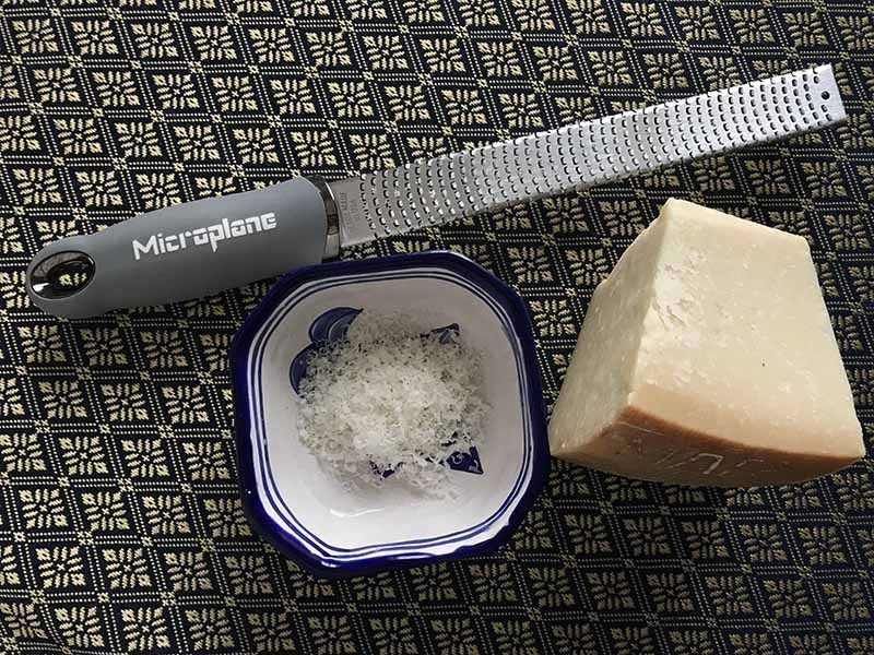 Zester Microplane grattugia parmigiano