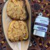 Peperoni ripieni di patate e prosciutto cotto