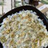 Carpaccio di baccalà crudo con salsa al limone