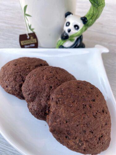 Biscotti al cioccolato extra dark