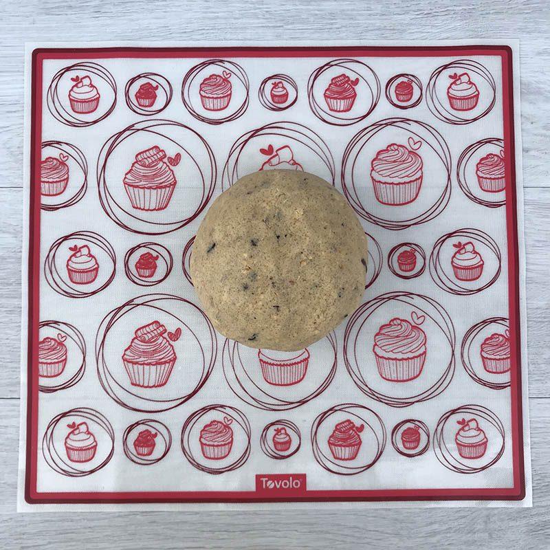 Impasto biscotti su base per teglia da forno Baking Mat Cookie Sheet di Tovolo